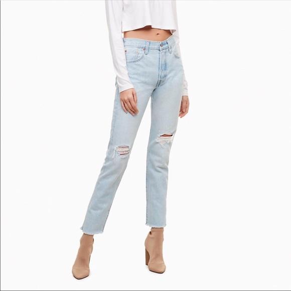 f93eddd6cda ✨RESTOCK ✨Levi s 501 Skinny Jeans - sound visions